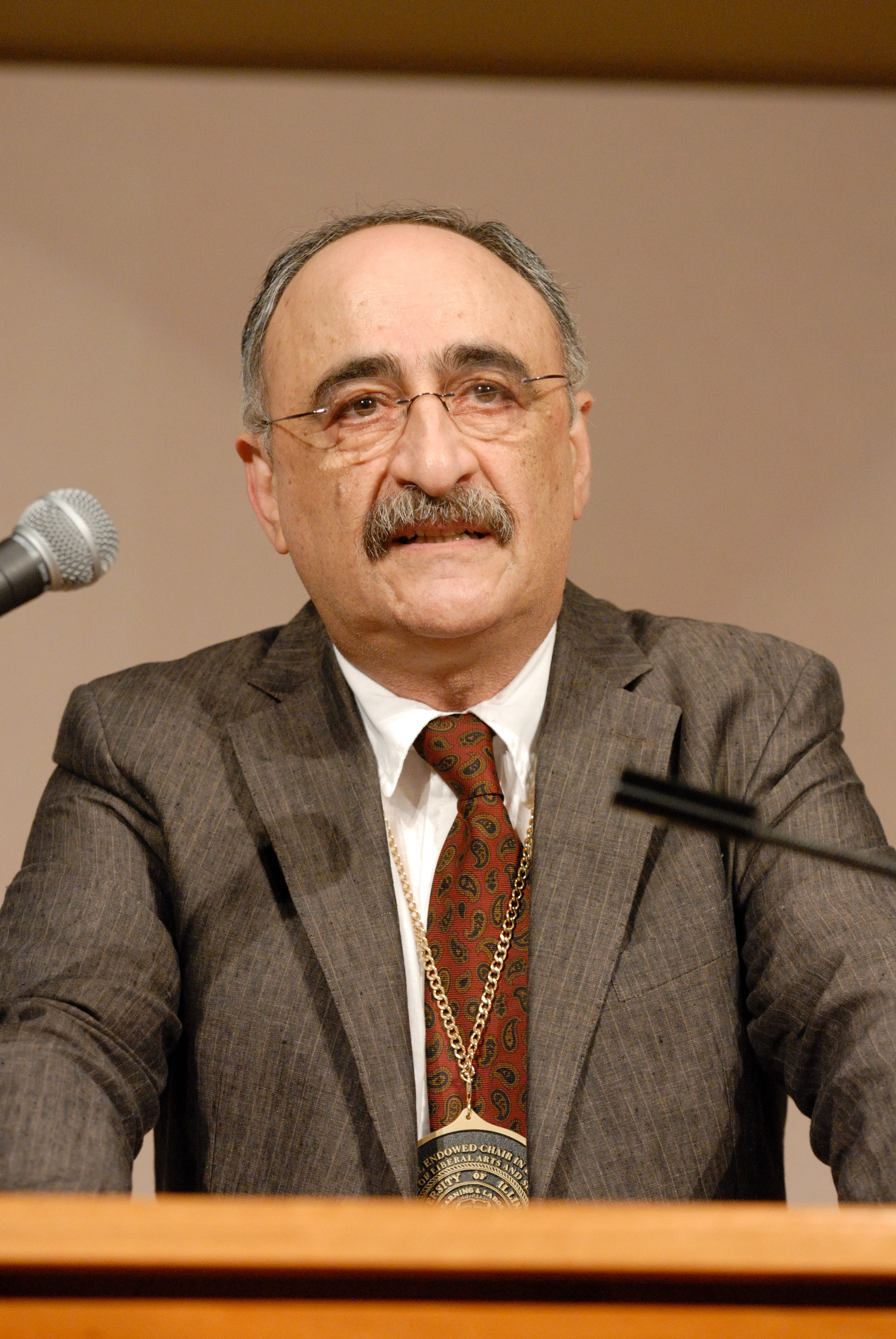 Photo of Firouz Gahvari
