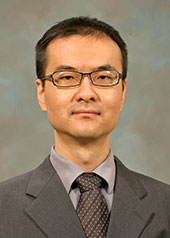 Photo of Huanyu Qiao